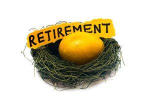 retirement.